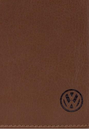 經典皮革半數短夾、 飾品配件、 飾品配件Volkswagen經典皮革半數短夾最新折價