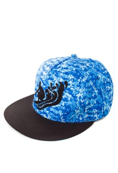 Men's ATCF Snapback with Sublimation