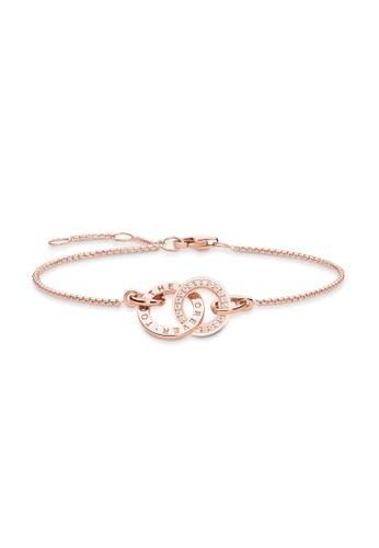 Thomas Sabo Pink Bracelet Forever Together Th376ac0gmt1sg 1