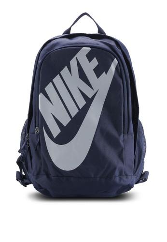 Nike navy Men's Nike Sportswear Hayward Futura Backpack NI126AC97PBQMY_1
