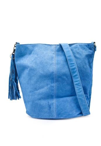 niko and ... blue Casual Shopper Bag 90C29AC7BF4E04GS_1