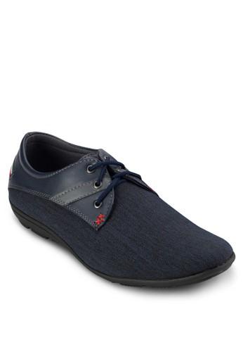 三眼繫帶正esprit tw式感休閒鞋, 鞋, 休閒皮鞋