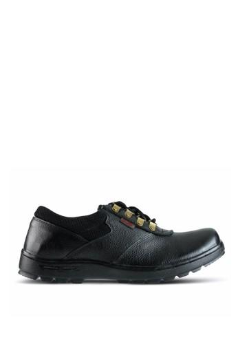 Sogno black Sepatu Sneaker Pria - GF.5210 4E286SH9664F24GS_1