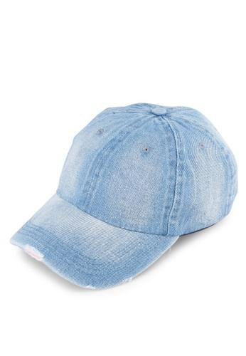 Factorie blue Dad Cap FA880AC0SKM0MY_1