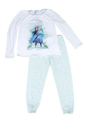 OVS white Disney Frozen Elsa Pyjamas 47670KAD6A66EFGS_1