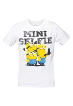 Minions Print Kids' Tee