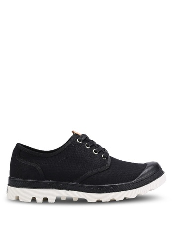 Knight black Casual Sneakers KN875SH0RF8HMY_1