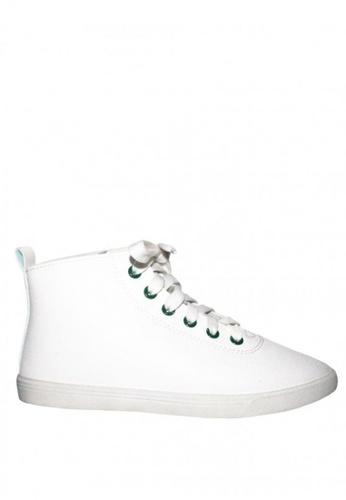 Liza Lyn white Cadence Sneakers LI218SH0JV7BPH_1