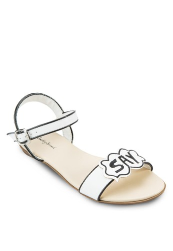 『Say What』 繞環涼鞋zalora 評價, 女鞋, 涼鞋