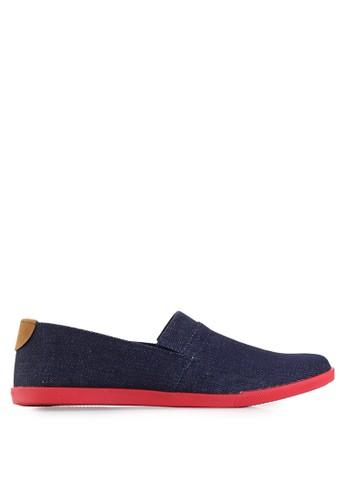 NIEL blue Afon Synthetic Jeans NI227SH30UFTID_1