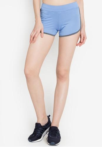 Sassa blue Tribal Sports Shorts SA329AA0KNA3PH_1