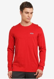 2GO red Full Sleeve Round Neck T-Shirt 2G729AA0S5Z0MY_1