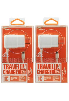 MSM.HK Fast Charger - Set Of 2