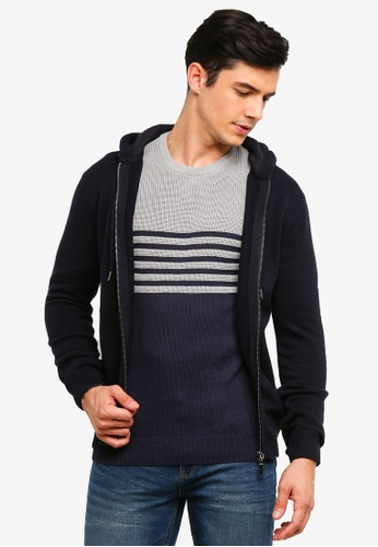 Buy OVS Hooded Jacket With Zip Online on ZALORA Singapore bb0cfc27dce4