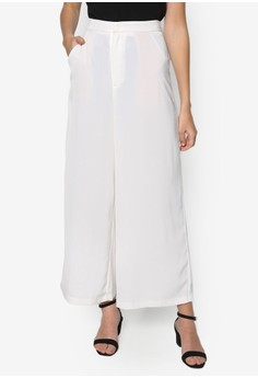 Collection Wide Leg Trousers
