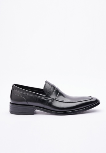 Kings Collection black Baldwin Classic Loafer B6A13SHE14CC5EGS_1