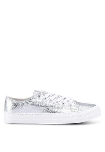 Vero Moda silver Fab Sneaker FE216SH71684F3GS_1