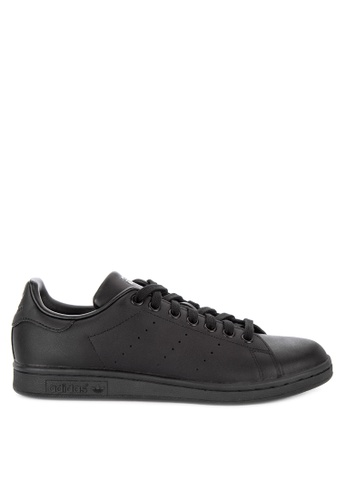 adidas black adidas originals stan smith 10D47SH02F6967GS_1