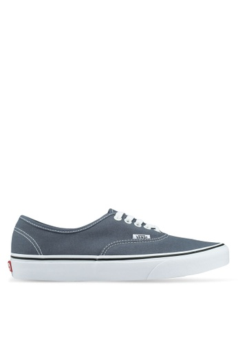 VANS grey Authentic Sneakers 1AE57SH4C4792CGS_1