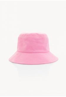 4ef059385b0 Seam Detail Bucket Hat - Pink 90A41AC5E6499EGS 1