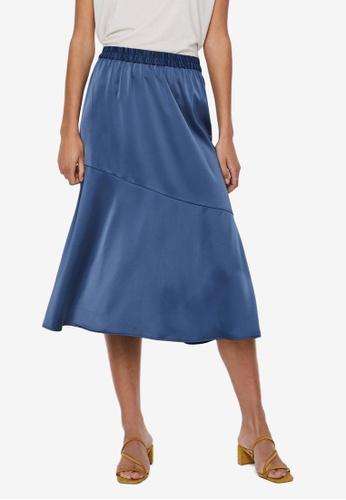 Vero Moda blue Onna Skirt AB0A6AA033A919GS_1