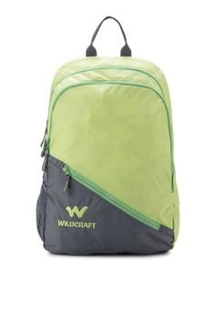 Paramit Green Backpack