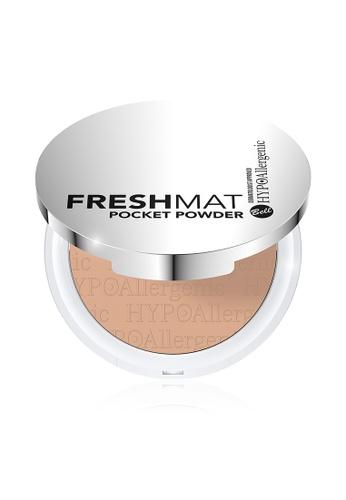 BELL HYPOALLERGENIC beige Bell Hypoallergenic Fresh Mat Pocket Powder 04 Tanned F94C8BE5769D0EGS_1