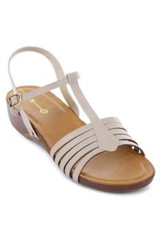 Helkie Wedge Sandals