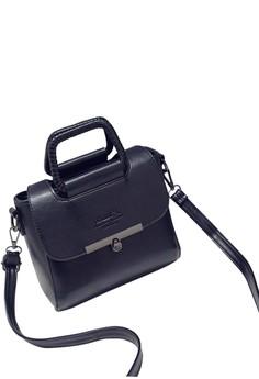 New Korean Shunabasha Flaps Closure Shoulder Bag