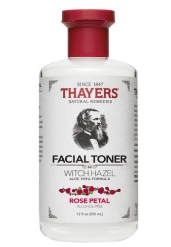 THAYERS Thayers Alcohol-Free Rose Petal Witch Hazel Facial Toner with Aloe Vera Formula 1589BBE3E8DEBBGS_1
