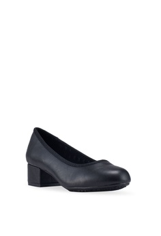 f72237d0b8b30a Bata Block Court Heels RM 99.99. Available in several sizes