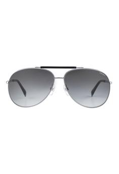 19152ece15f ESPRIT ESPRIT Aviator Grey Sunglasses ET13120 ES374AC48GAXMY 1