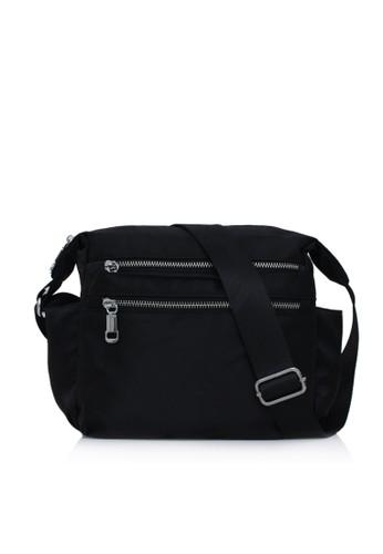 Elizabeth Bags black Tas Elizabeth Grizela Sling Bag Black 6D97AAC0D5544BGS_1