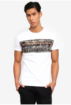 31f98e9b24 Buy Superdry T-Shirts For Men Online on ZALORA Singapore
