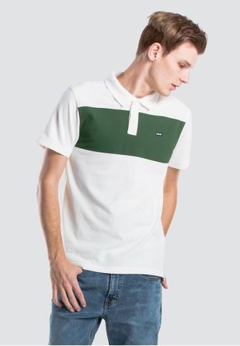 Levi's green Levi's® Housemark Polo Shirt 69A87AA0ECB513GS_1