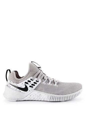 Nike grey Men's Nike Metcon Free Shoes EE3D5SHDDF5B07GS_1