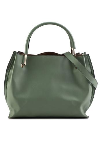 GLOBAL WORK green Casual Shoulder Bag 4F671ACC9557A2GS_1