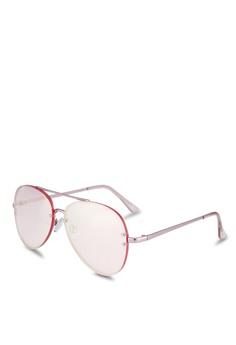 7409c8ea68 ALDO pink Adwaledia Sunglasses 57FA6GL602BE96GS 1