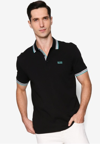 BOSS black Paddy Polo Shirt 18A10AAC1B78C9GS_1