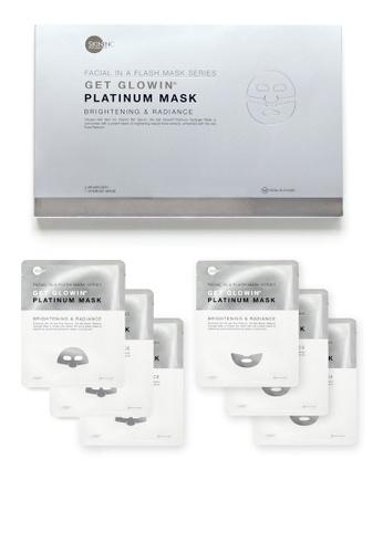 Skin Inc Get Glowin® Platinum Mask SK423BE56DQDMY_1