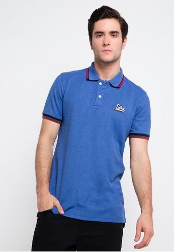 SHARKS blue Polo Shirt SH473AA0VMGQID_1