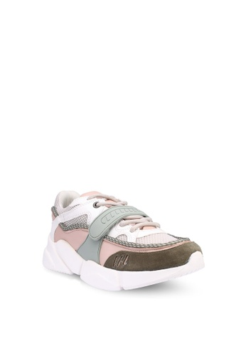 Shop MANGO Contrast Applique Sneakers Online on ZALORA Philippines e887e7ea3