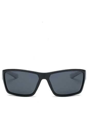 Hamlin grey Adkins Kacamata Fashion Pria Polarized Sunglasses UV Protection Frame Material PC ORIGINAL 76F84GL5437604GS_1