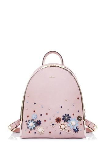 BONIA pink Pink Moray Backpack BB32CAC654A1EFGS_1