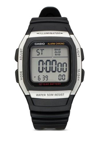 W-96H-1AVDF 樹脂電子男錶, 錶類, esprit台北門市飾品配件