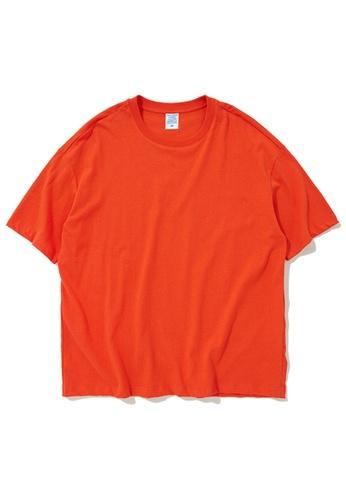Twenty Eight Shoes Oversize Plain T-Shirts 8193S 18B6AAA9DF33CBGS_1