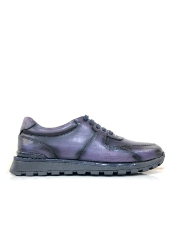 Giorostan purple Men Casual Shoes FEA8FSH873C18BGS_1