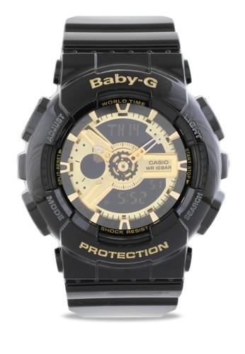 Baby-G black Women Analog Watches BA-110-1ADR BA686AC0UILDID_1
