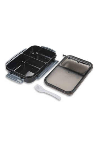Slique black Back To School Lunch Box 1.2 L 47004HLD0F8588GS_1