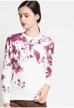 harga Flower Sweatshirt Zalora.co.id